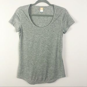 Lucy | Gray LucyTech Tee